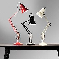 Виды и использование настольных ламп